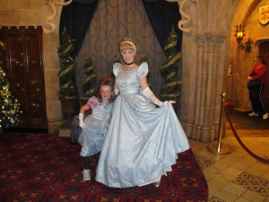 "Cinderella meeting Her Royal Highness, the powerful ""Barbarian Princess."""