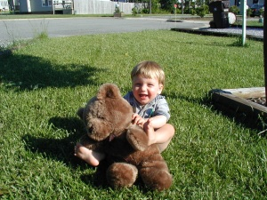 The day I left for my Emmaus Walk.  The day my son took his first steps.